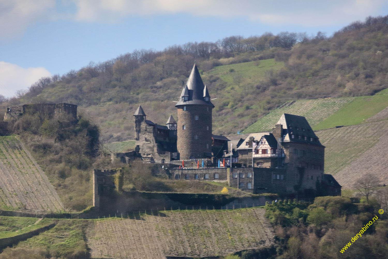 Замок Штальэк Castle Stahleck