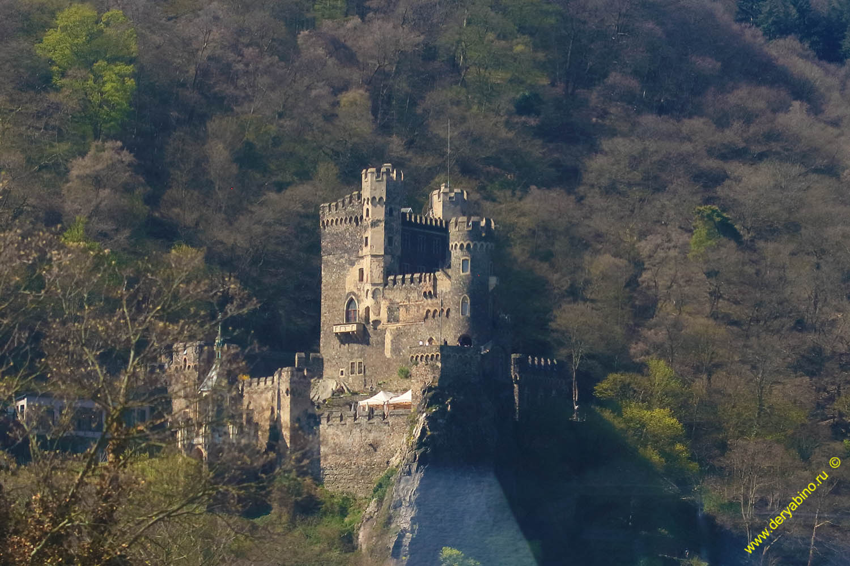 Бург Сунек Schloss Sonneck