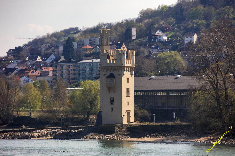 Мышиная башня Mauseturm