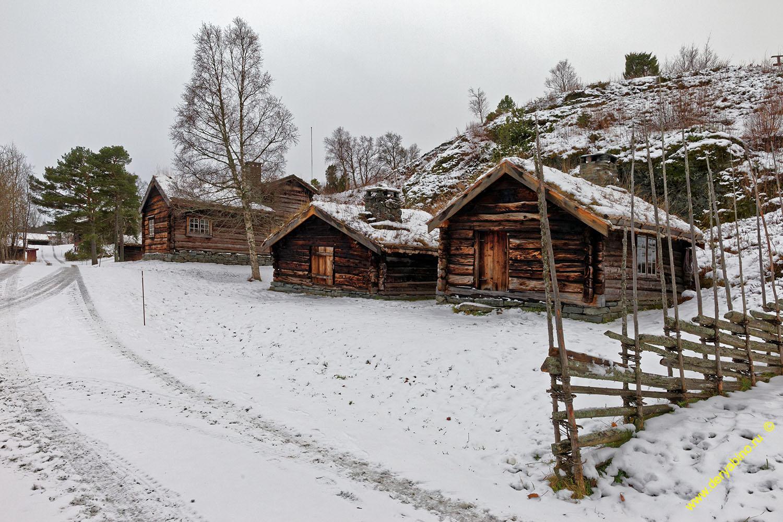 Sverresborg Norway Сверресборг Норвегия