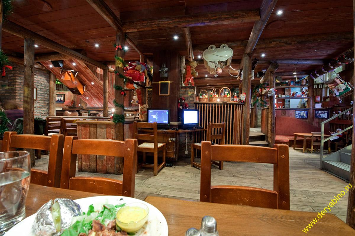 Тронхейм Норвегия Ресторан EGON Trondheim Norway