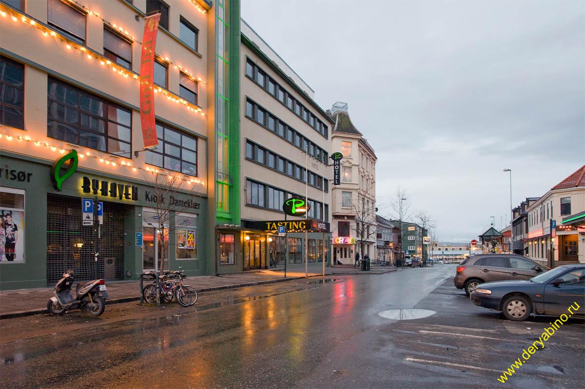 Тронхейм Норвегия P-Hotel Trondheim Norway
