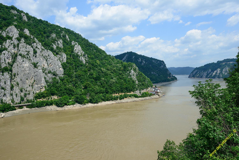 'Железные ворота' Дуная