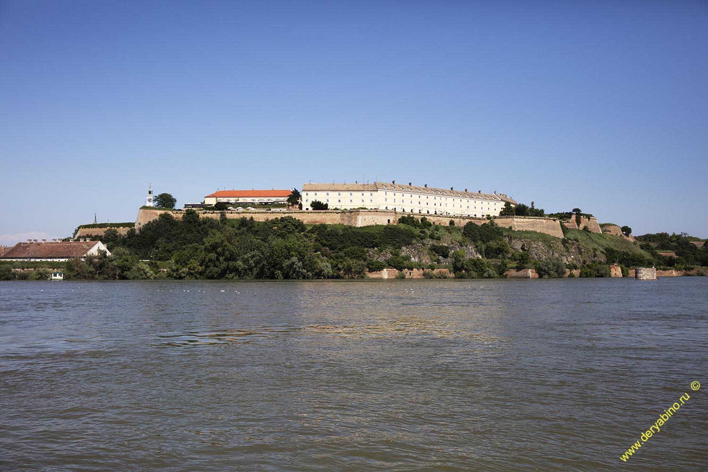 Петроварадинская крепость в городе Нови-Сад