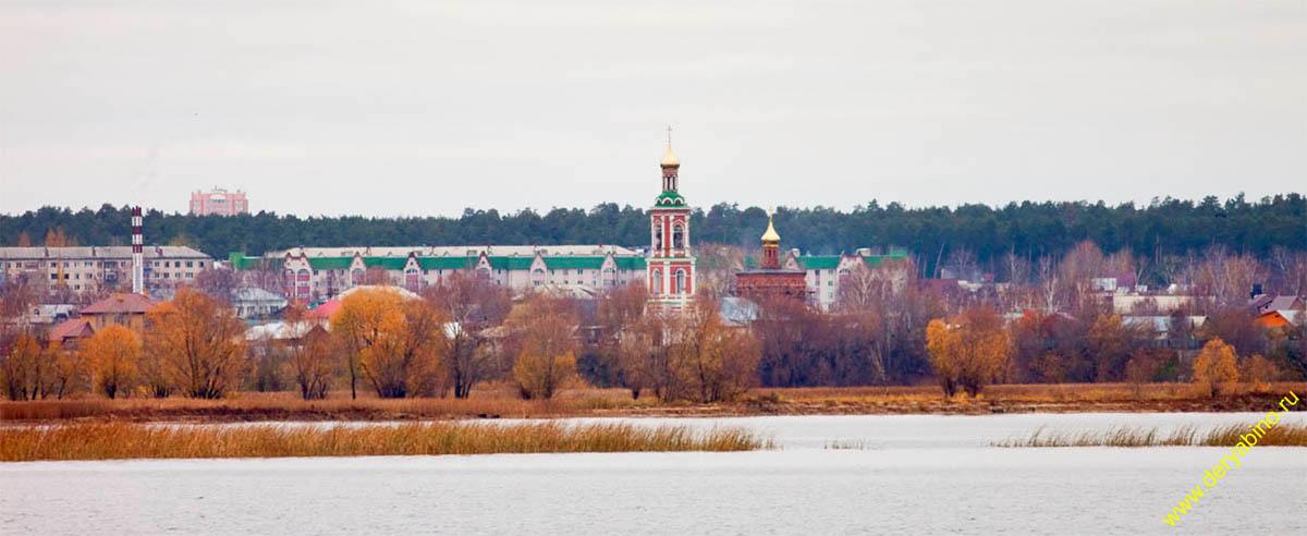 Никольская церковь в Куземетьево Круиз по Волге Москва - Астрахань - Н.Новгород на теплоходе Лев Толстой
