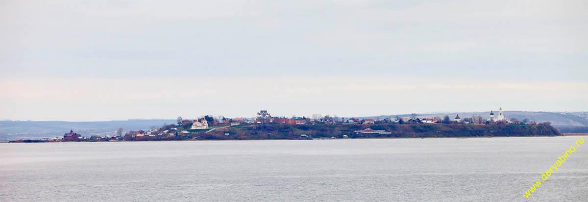 Свияжск Круиз по Волге Москва - Астрахань - Н.Новгород на теплоходе Лев Толстой