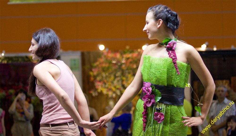 ВДНХ Цветы 2011 VDNH flowers 2011