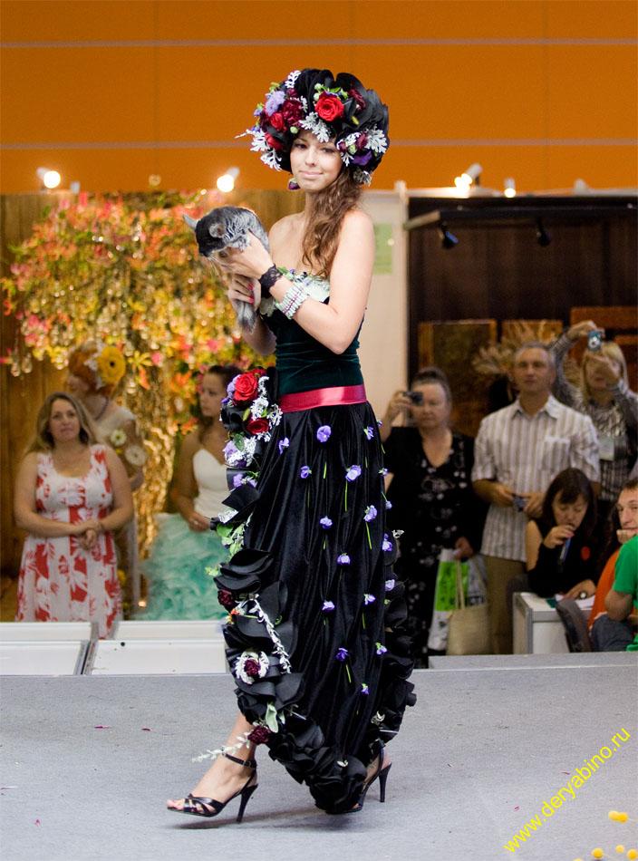 Флористический показ Бархатный сезон 2011
